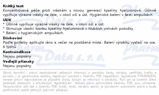 EUCERIN HYALURON-FILLER sérum 6x5ml 63908