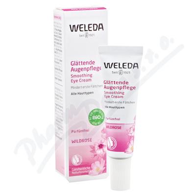 WELEDA Růžový intenzivní oční krém 10 ml