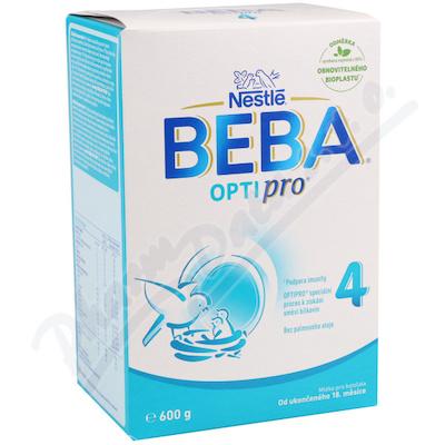 NESTLÉ Beba 4 PRO/OPTIPRO 600g