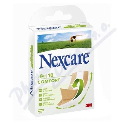 3M Nexcare Comfort náplast 10cmx6cm 10ks