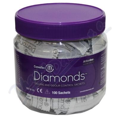 Gelující sáčky Diamonds 100ks