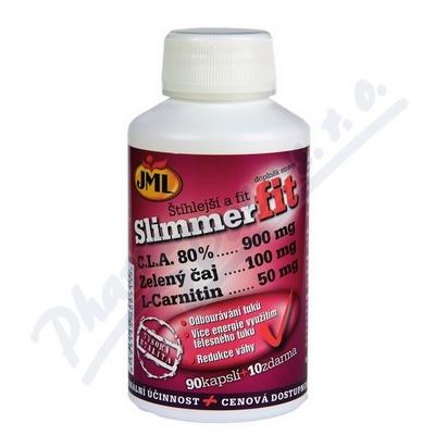 JML SlimmerFit cps.100(CLA900-z.čaj100-L-karn50mg)