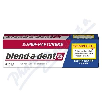 Blend-a-Dent upev. krém Original Complete 47g