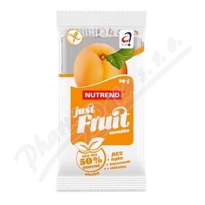 NUTREND Just Fruit meruňka 30g