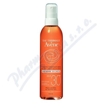AVENE Sun Sluneční olej SPF30 200ml