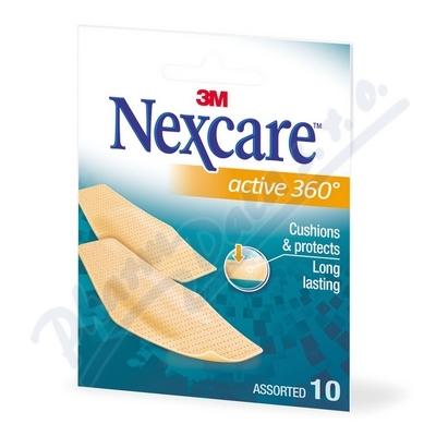 3M Nexcare Active 360° náplasti 10ks