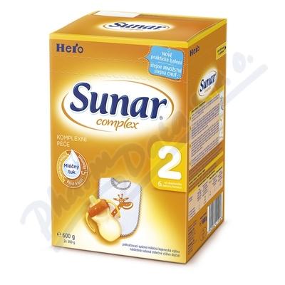 Sunar complex 2 600g (nový)
