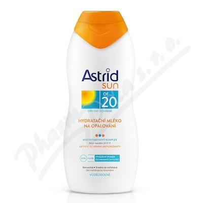 ASTRID SUN mléko na opalování OF20 200ml