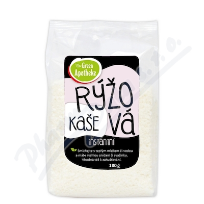 Green Apotheke Kaše rýžová 180g