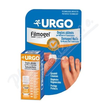 URGO FILMOGEL Poškozené nehty 3.3ml