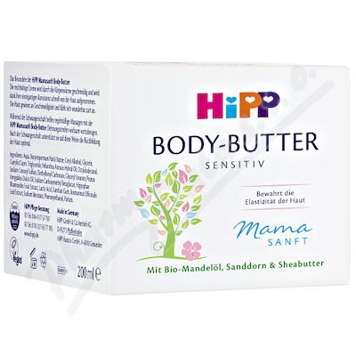 HiPP MAMASANFT Tělové máslo 200ml
