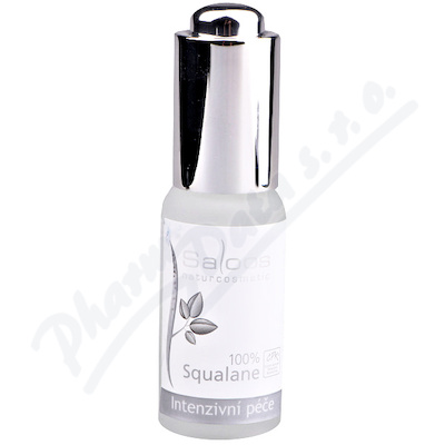 Saloos 100% Squalane 20 ml