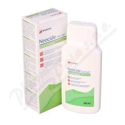 Phyteneo Neocide mycí gel 200ml