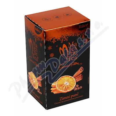 Čaj Majestic Tea Zimní punč 20x2g