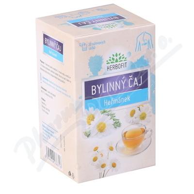 Herbofit Bylinný čaj heřmánek 20x1.5g