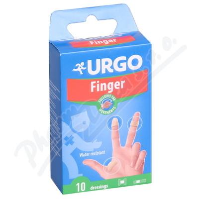 URGO FINGER Náplasti na prsty 10ks