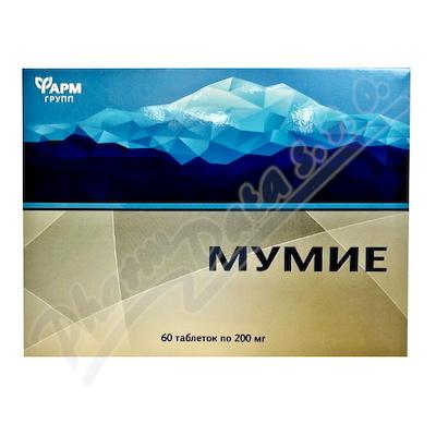 Mumio Altajské tbl.60