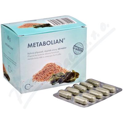Metabolian rychlejší spalování tuků tbl.60 NeoZen