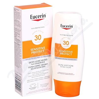 EUCERIN SUN Ext lehké ml na op. SPF 30 150ml_2018
