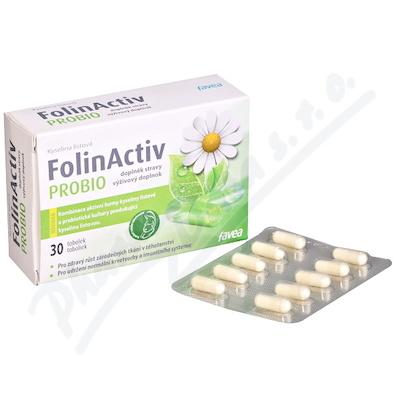 FolinActiv PROBIO 30 tobolek