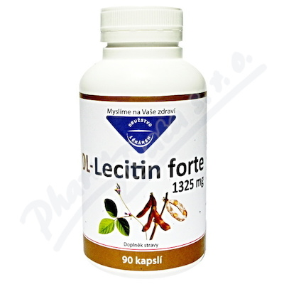 DL-Lecitin forte 1325mg cps.90