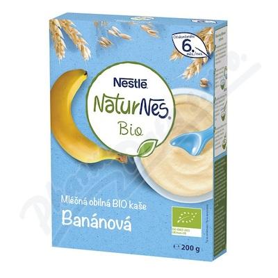 NESTLÉ Mléčná kaše banánová BIO 200g