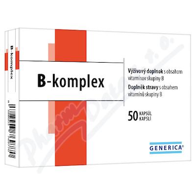 B-komplex cps.50 Generica