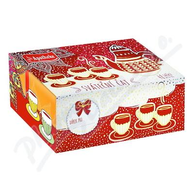 Apotheke Kolekce ovocných čajů Sváteční 48 sáčků