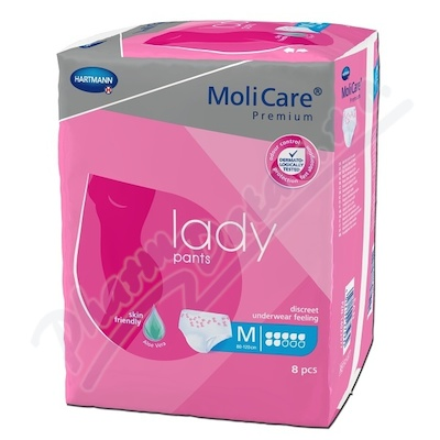 Molicare Lady Pants 7 kapek M 8ks
