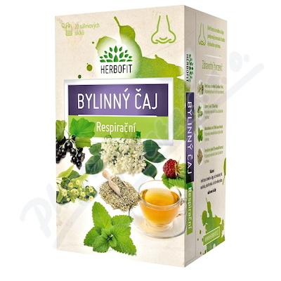 Herbofit Bylinný čaj respirační 20x1.5g