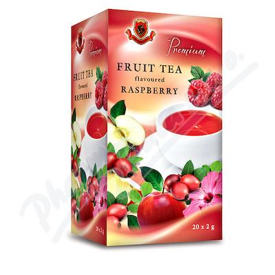 HERBEX ovocný čaj s příchutí Malina n.s.20x2g