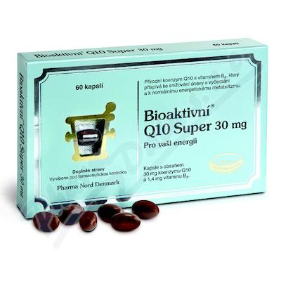 Bioaktivní Q10 Super 30mg cps.60