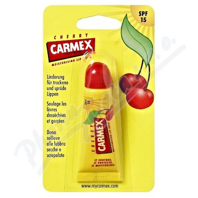 CARMEX Balzám na rty hydratační Višeň SPF 15 10g