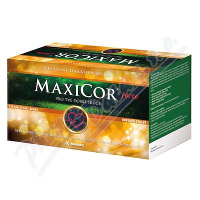 MaxiCor forte dárkové balení tob.120