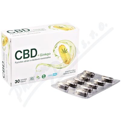 CBD + Ginkgo 30 tobolek