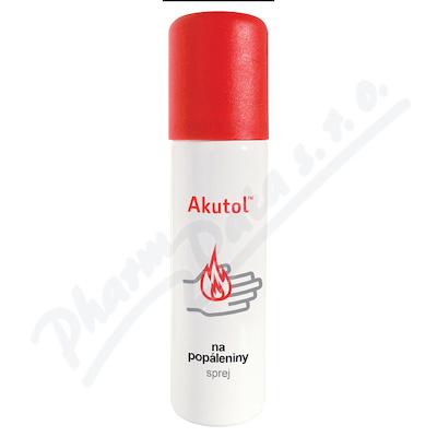 AKUTOL Sprej na popáleniny 50 ml(klas. kód II.A)