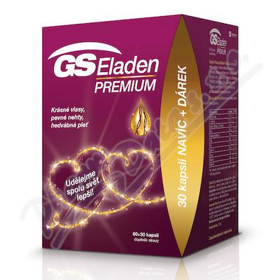 GS Eladen Premium cps.60+30 dárek 2020 ČR/SK