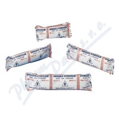 Obin. hydrofil.pletené sterilní 10cmx5m 3004100