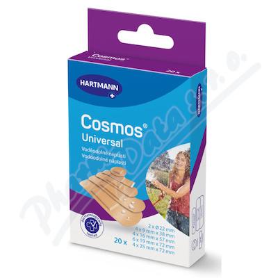 COSMOS náplasti Voděodolná 5vel. 20ks (Water-Res)