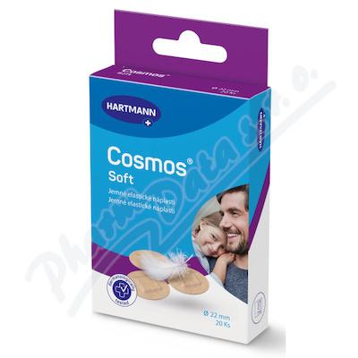 COSMOS náplasti Jemné kulaté 22mm 20ks (Sensitive)