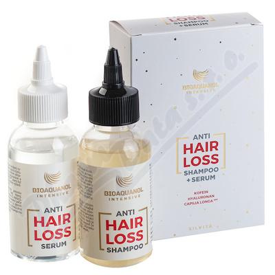 BIOAQUANOL Anti HairLoss 2x100ml vánoční 2020