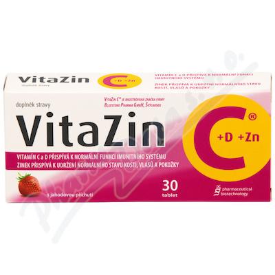 Favea VitaZin C+D+Zn tbl.30