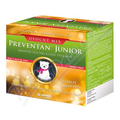 Preventan Junior ovocný mix dárkové balení tbl.90