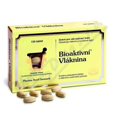 Bioaktivní Vláknina tbl.120