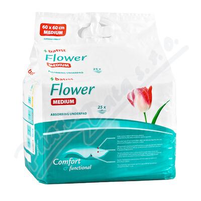 BATIST Podložky absorpční pod nemocné 60x60cm 25ks