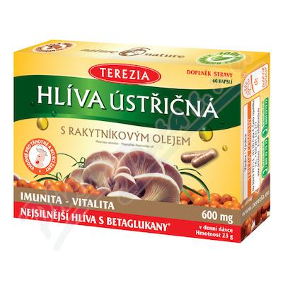 TEREZIA Hlíva ústřičná s rakyt.olejem cps.50+10