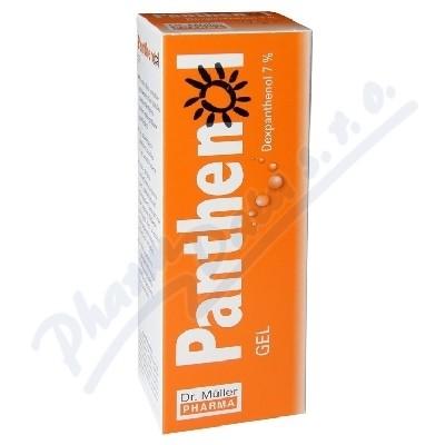 Panthenol gel 7% 100ml Dr.Müller