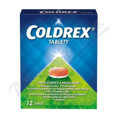 Coldrex por.tbl.nob.12