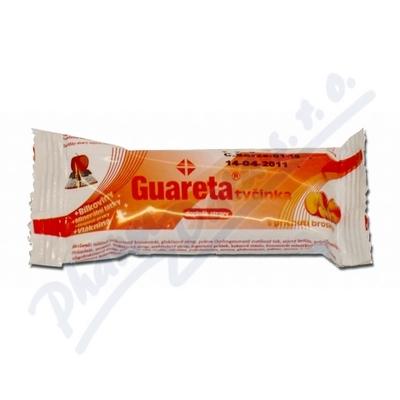 Guareta tyčinka s příchutí broskve 44g