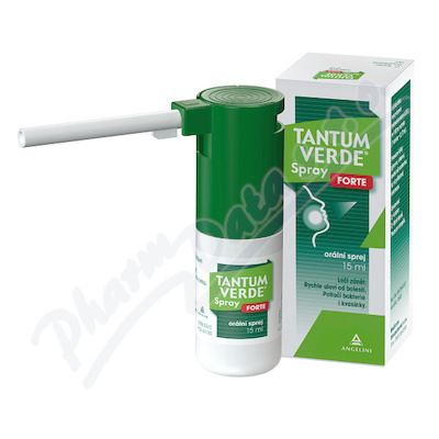Tantum Verde Spray Forte 3mg/ml spr.15ml